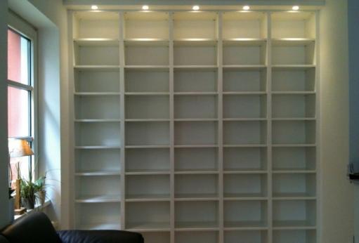 einbauregale  bücherregale  cabinetworks – individuelle  ~ Bücherregal Nach Mass Schweiz