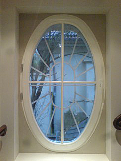 Ovalfenster