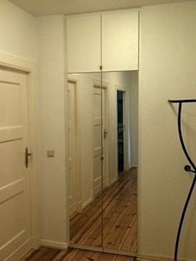 einbauschr nke cabinetworks individuelle m belgestaltung einbauschr nke nach ma. Black Bedroom Furniture Sets. Home Design Ideas